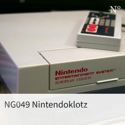 NG049 Nintendoklotz