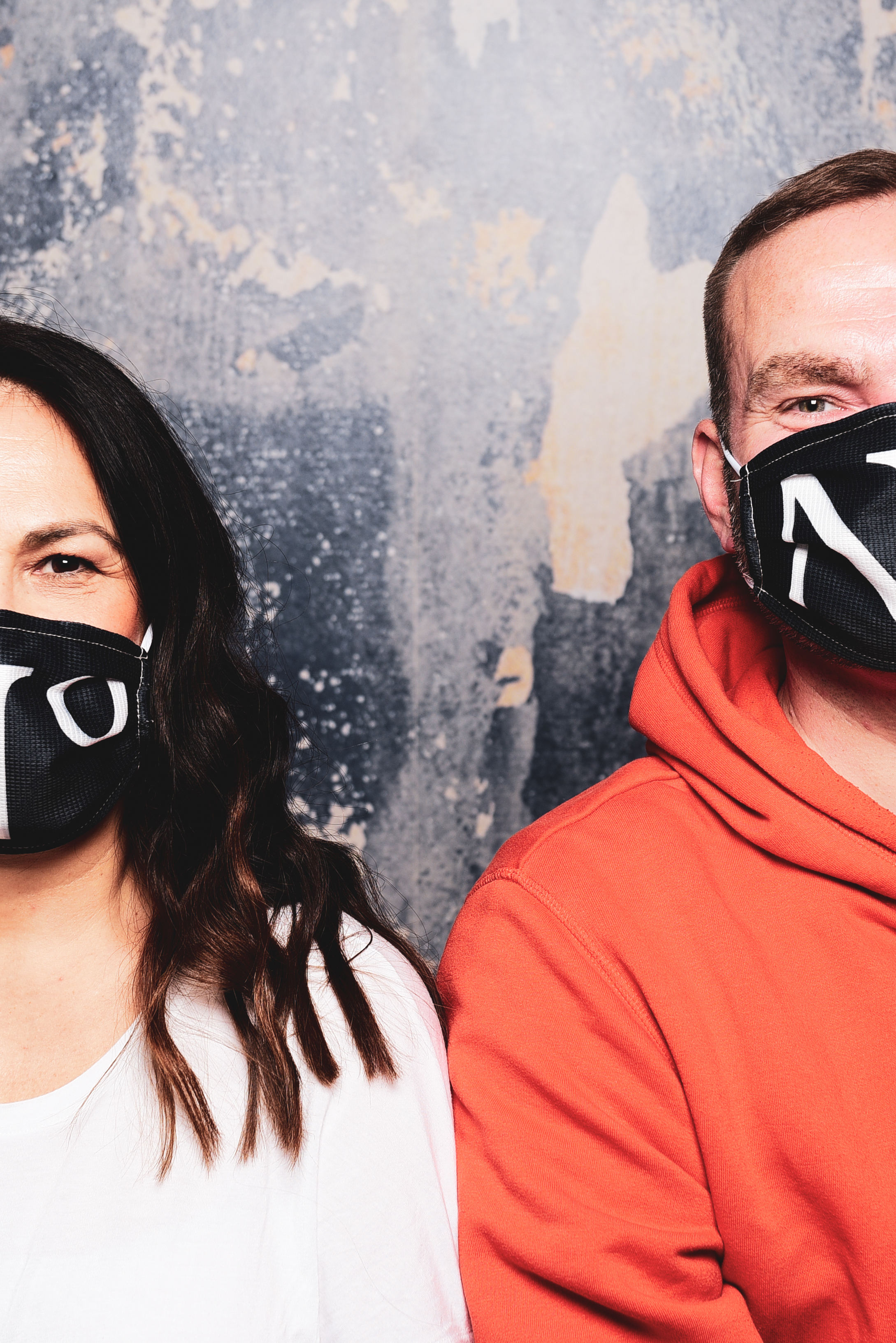 Eva und Sven im Mai 2020