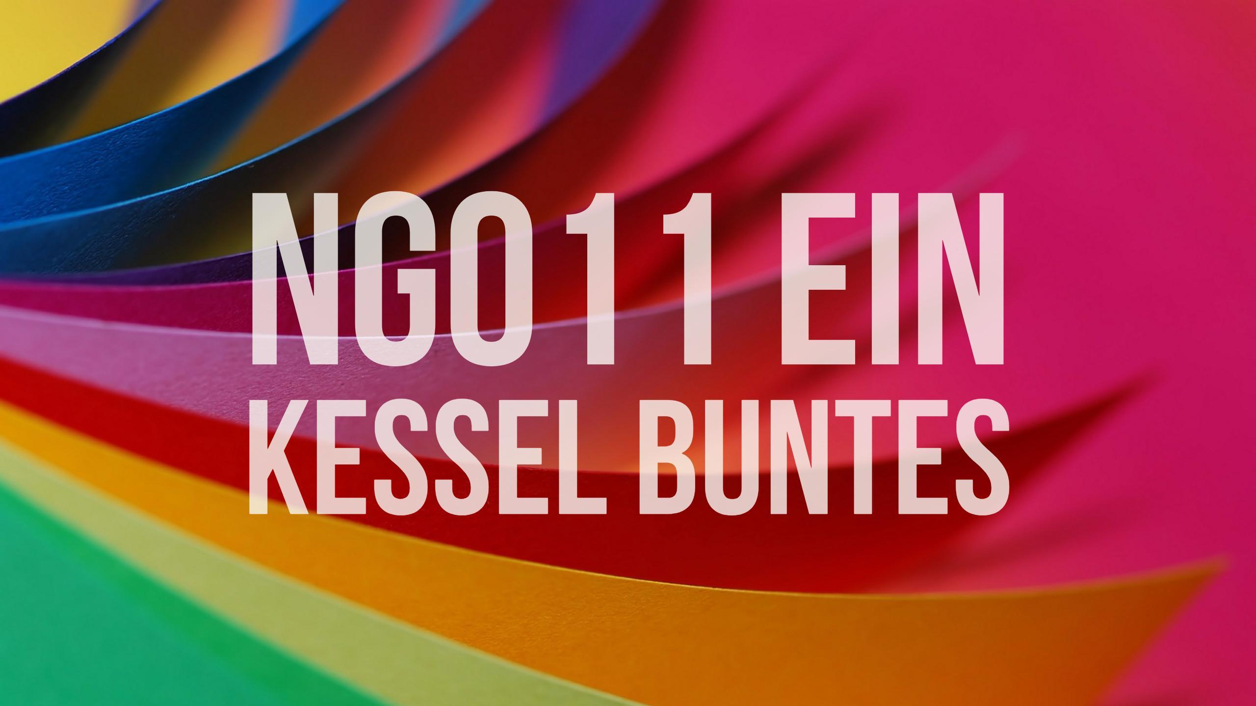 Podcast Folge NG011 Ein Kessel Buntes