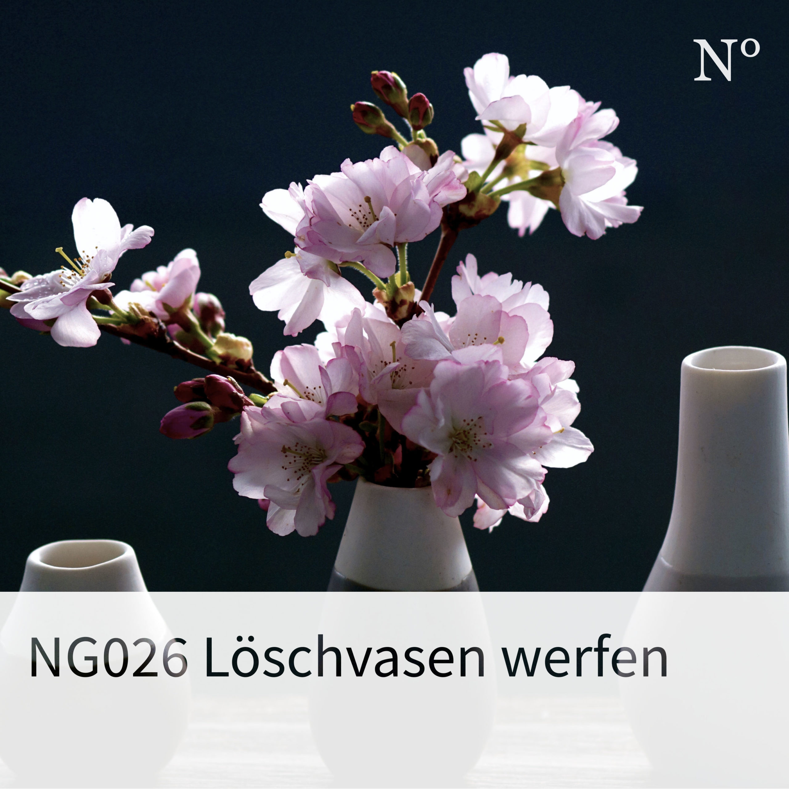 NG026 Löschvasen werfen