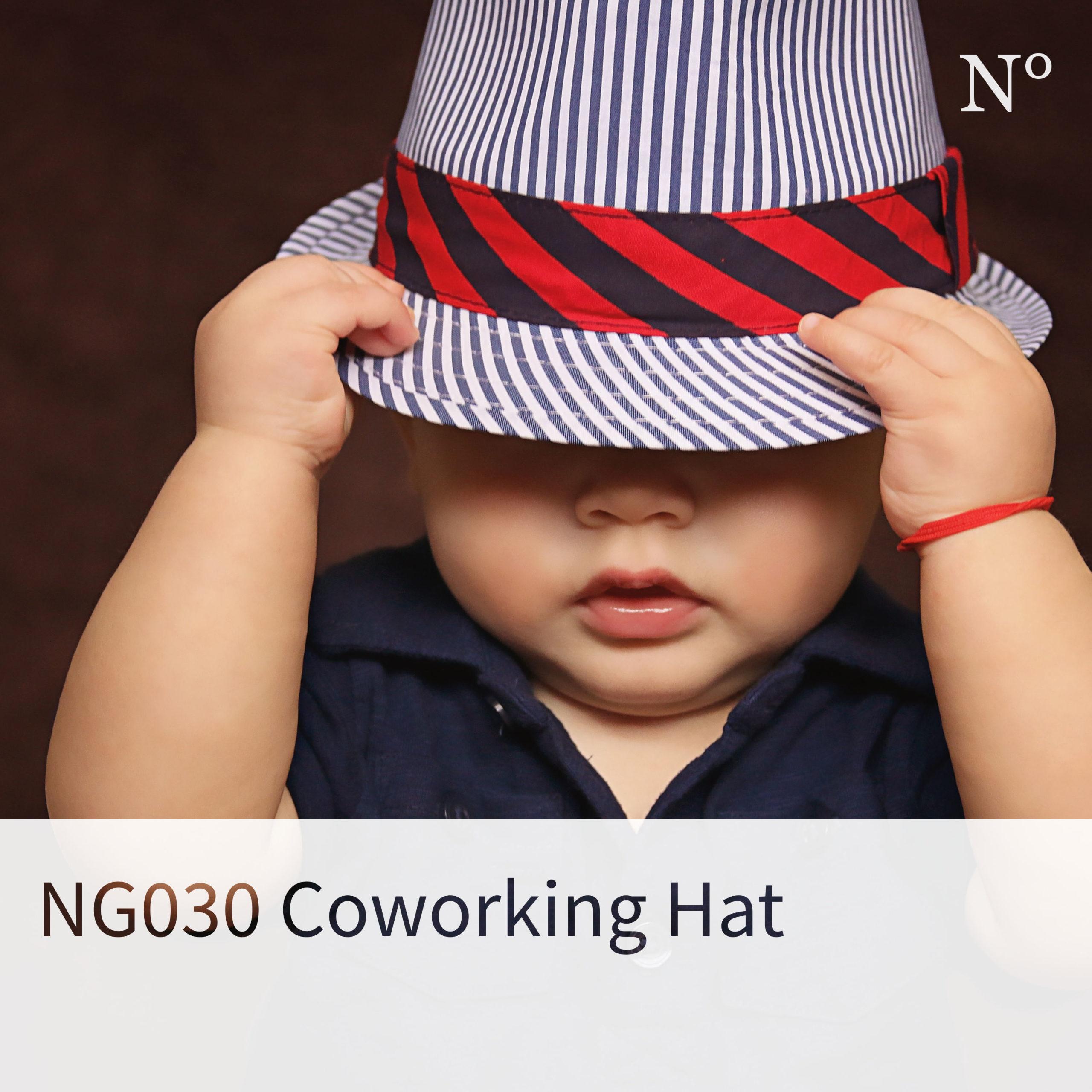 NG030 Coworking Hat