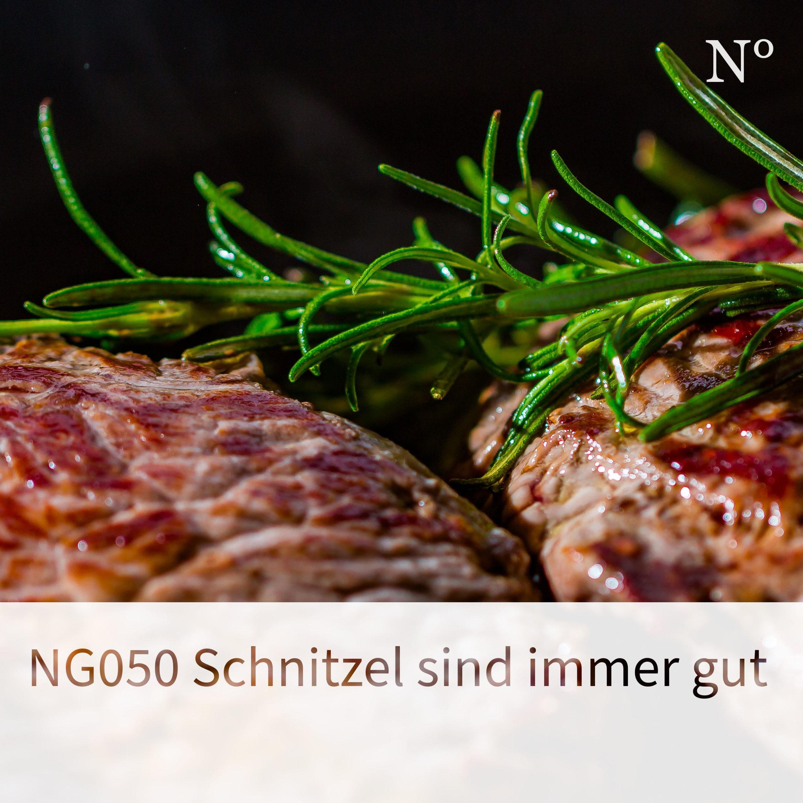 NG050 Schnitzel sind immer gut, Episoden-Cover